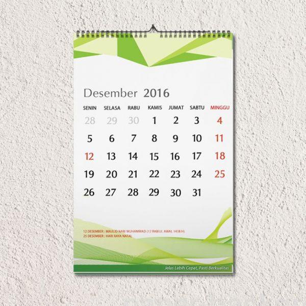 Koleksi Terbaru Desain Kalender Dinding 2021 Cdr   Ideku Unik