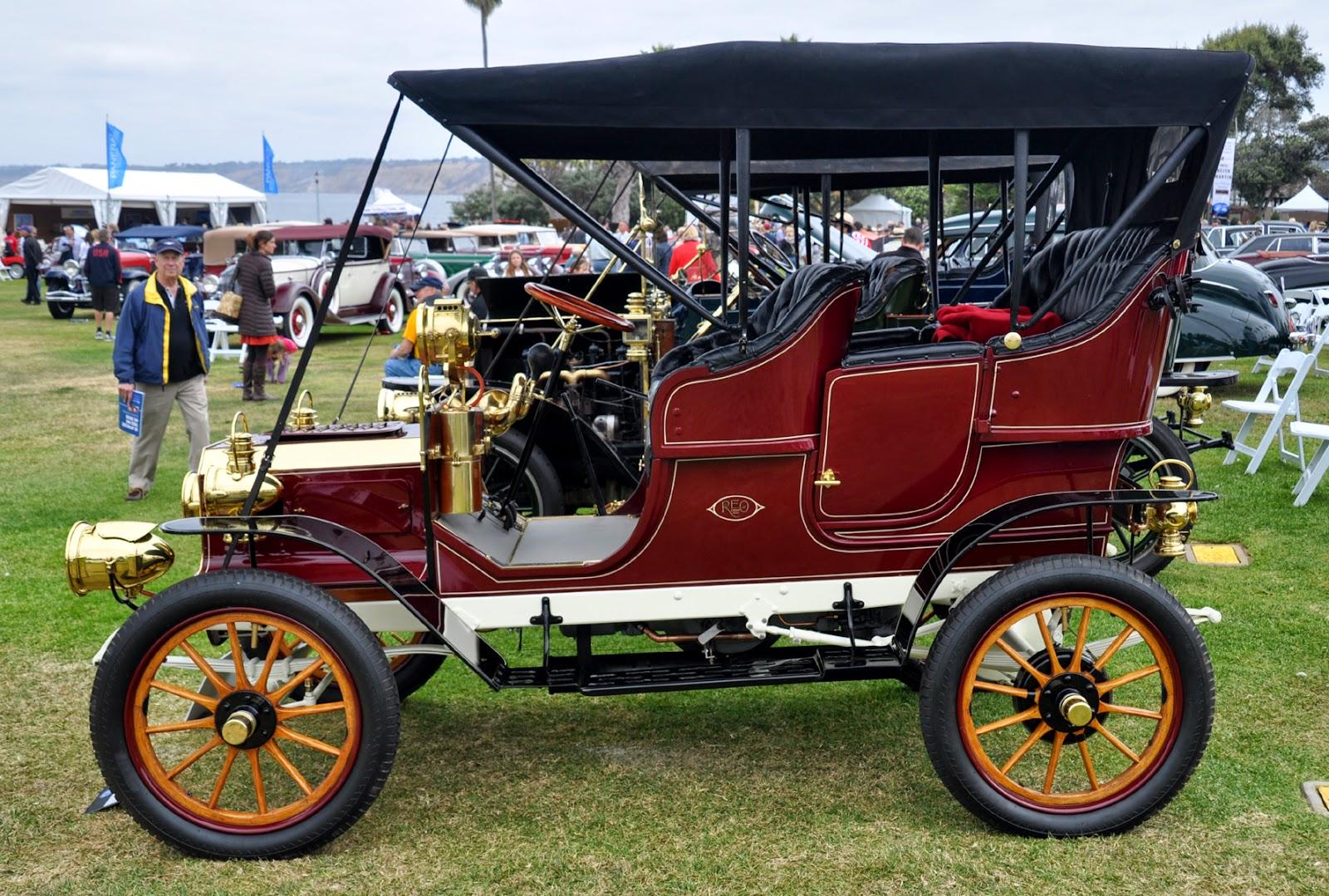 Reo Car: Just A Car Guy: 1905 REO
