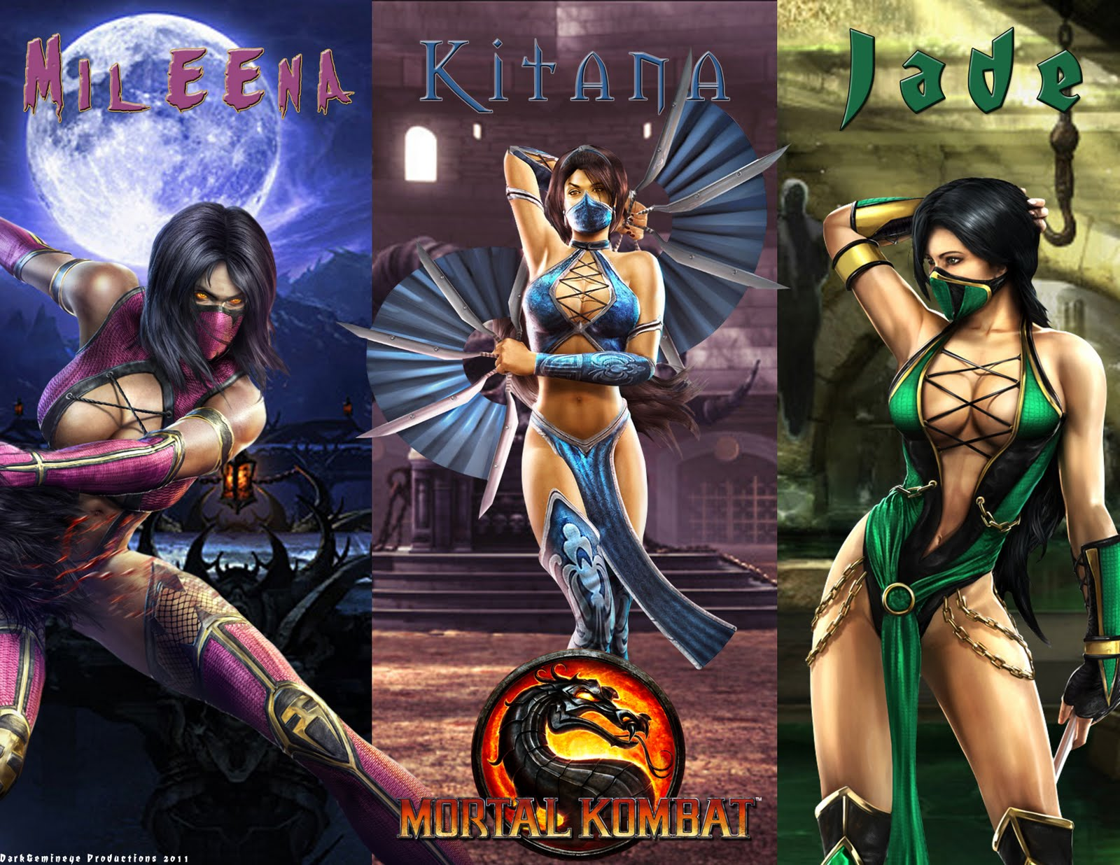 ladies+of+MK9+mortal+kombat+9+jade+kitana+mileena+wallpaper