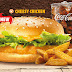 Harga Cheesy Chicken | Burger King