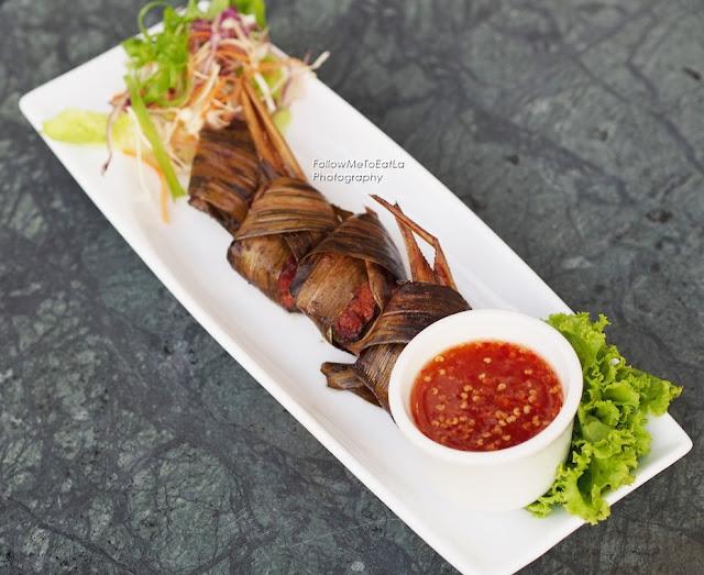 Gai Hor Dai Toey Thai Pandan Chicken