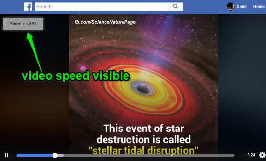 Pada artikel ini kami akan share cara mengubah kecepatan video Facebook dengan bantuan  Cara Mengubah Kecepatan Video Facebook