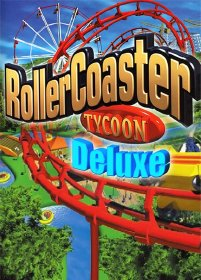 Roller Coaster Tycoon Deluxe - Download Game PC Iso New Free