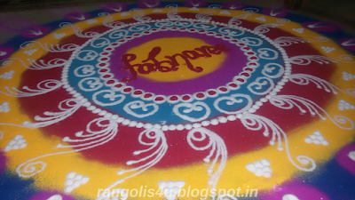 Fabulous Rangoli Collections
