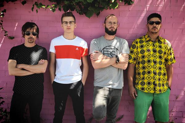Le quatuor lillois sort son premier album, fruit de toute son expérience musicale