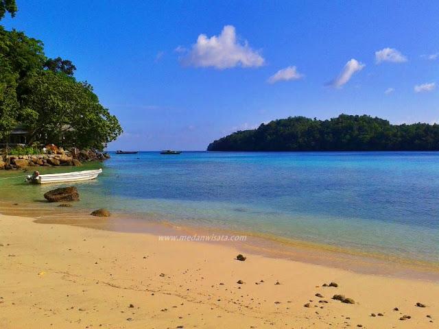 Pantai Iboih Pulau Weh