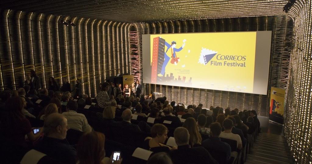 CORREOS FILM FESTIVAL 2016 - Segunda edición - Participa!!!
