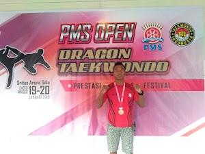 Yonif 410/Alugoro Genggam Medali Emas Kejuaraan Taekwondo