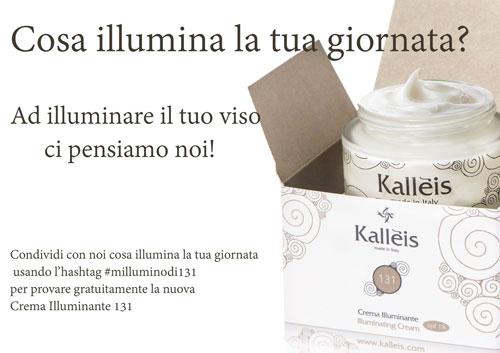 Kallèis Crema Illuminante 131