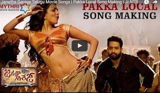 Kajal Pakka Local Song Making