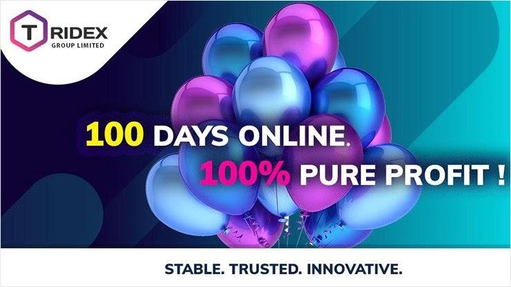 100 дней Tridex