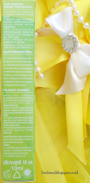 Garnier Light Complete White Speed Mult-Action Whitening Serum Cream (SPF 19) Garnier Light Complete White Speed Serum Essence