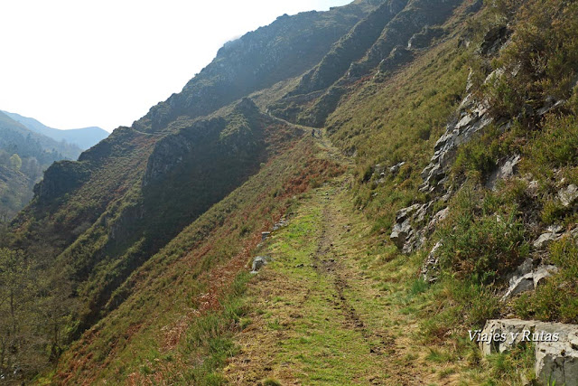 Ruta del Chorrón, Piloña, Asturias