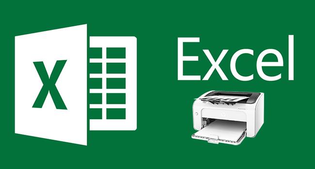 Excelde Seçili Bir Alan Nasıl Yazdırılır