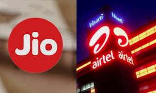 Airtel-and-Reliance-Jio-war