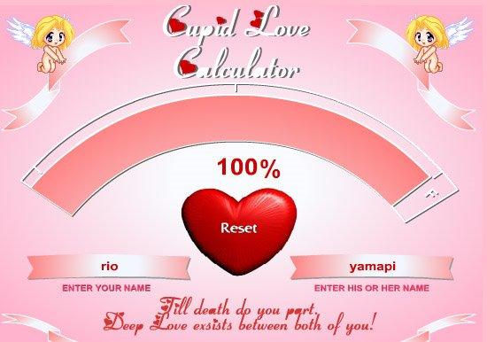 Salvadorfitzie: Love Calculator Quiz Kids 2