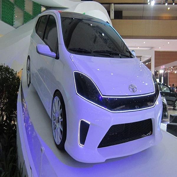17 Foto modifikasi mobil agya body interior velg knalpot ...