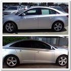 35 WINDOW TINT Before And After