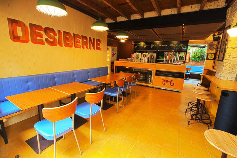 Um Novo Bar De Cerveja Artesanal Abre Suas Portas Na Capital Paulista, O Bar  Do Urso, Que Também Pode Ser Chamado De Bar Da Cervejaria Colorado.