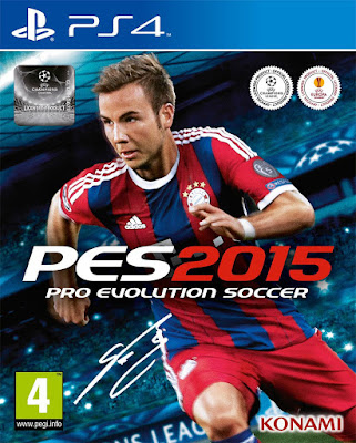 Download PES 2015 Game