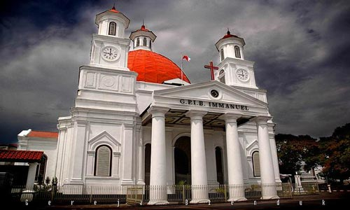 Historical Places for Worshiping in Semarang