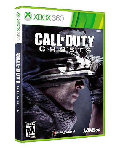 Call of Duty Ghosts Xbox 360 Español Region Free