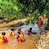 Tubuh Fatir Yang Terseret Arus Sungai Di Jepara Berhasil Ditemukan Dalam Keadaan Tak Bernyawa