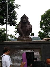 Gua Kreo dan Waduk Jatibarang Semarang