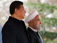 China Cozying Up to Iran