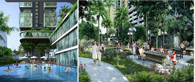 Kết quả hình ảnh cho môi trường sinh thái chung cư cao cấp