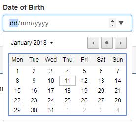 angular datepicker example
