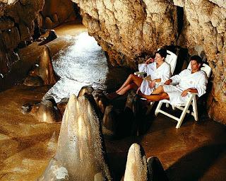 Кренотерапия внешняя – лечение в геотермальных гротах