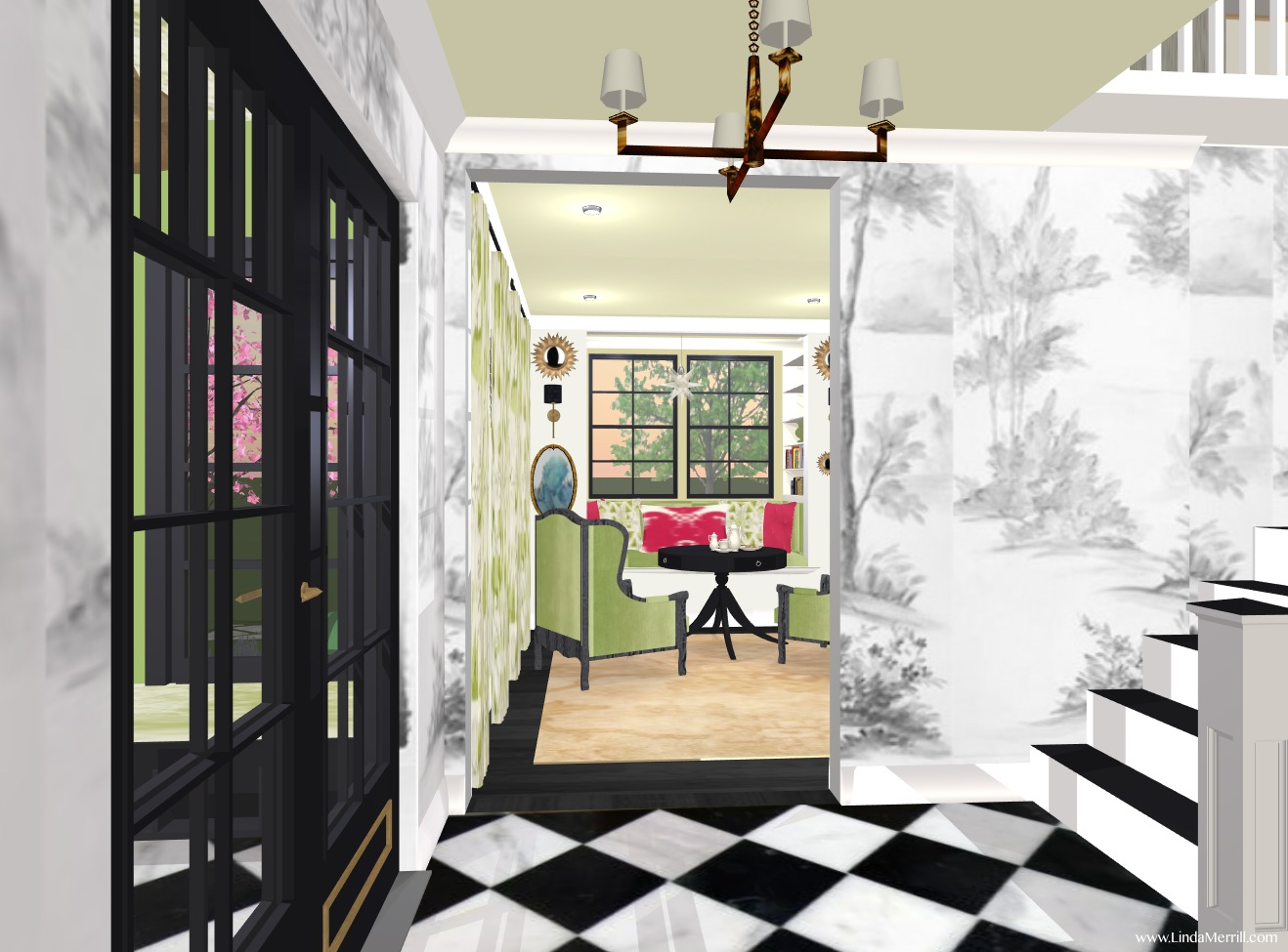 Awe Inspiring Lindas Dream House Window Seats And How Green Is My World Gmtry Best Dining Table And Chair Ideas Images Gmtryco