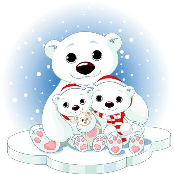 Polar Bear Mama