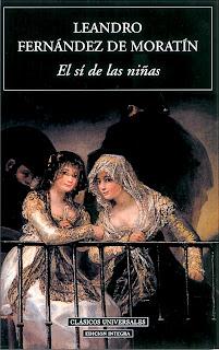 UN MINUTO ANTES DE LEER: EL SÍ DE LAS NIÑAS (Leandro