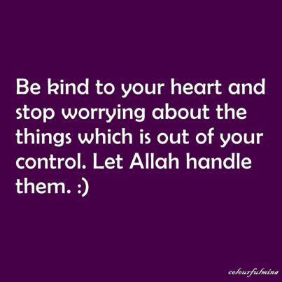 Let Allah handle them - Religions Quotes
