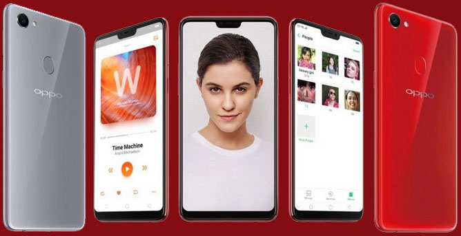 Harga dan Fitur Smartphone Oppo F7