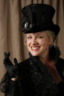 Guest Blog by Theresa Meyers - Blending Steampunk and Paranormal Romance - November 11, 2010