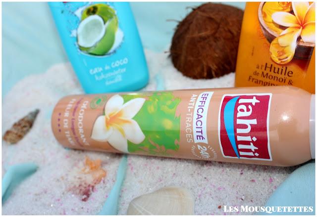Déodorant Fleur de Tiaré 24h Tahiti - Les Mousquetettes©