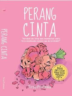 buku novel perang cinta