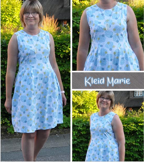 Kleid Marie by Pattydoo