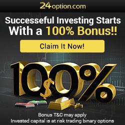 Binary Options Broker 24Option