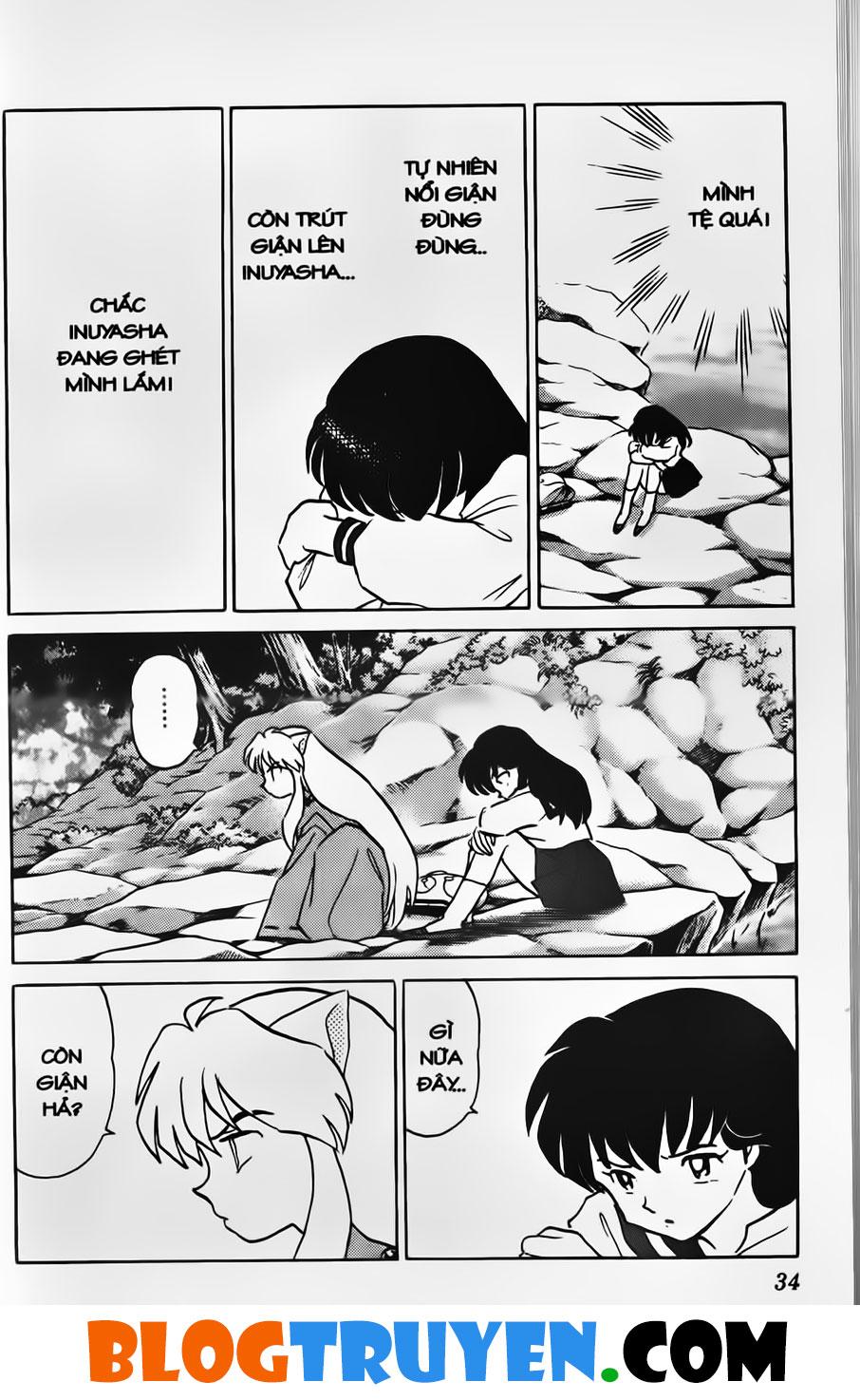 Inuyasha vol 32.2 trang 13