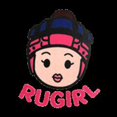 Rugirl  iroha stamp