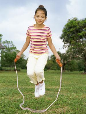 Saltar la cuerda para adultos