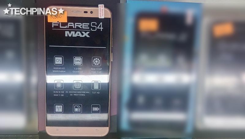 Cherry Mobile Flare S4 Max