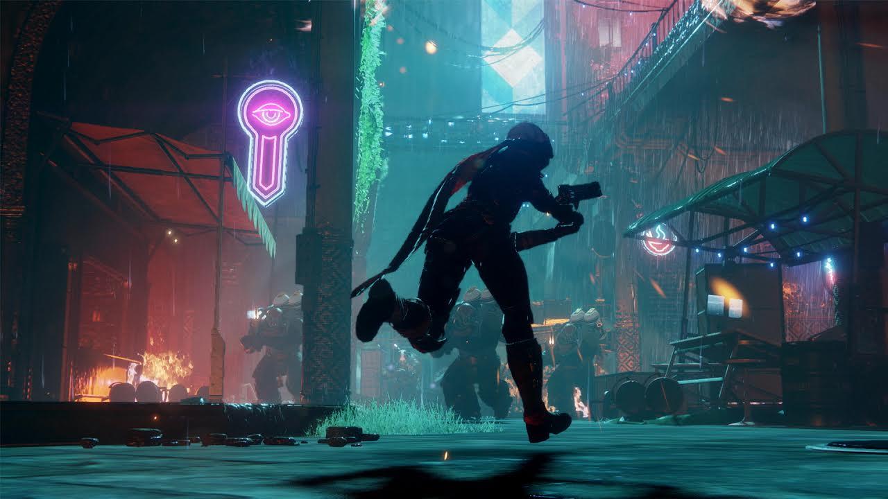 Se muestra el primer gameplay de Destiny 2