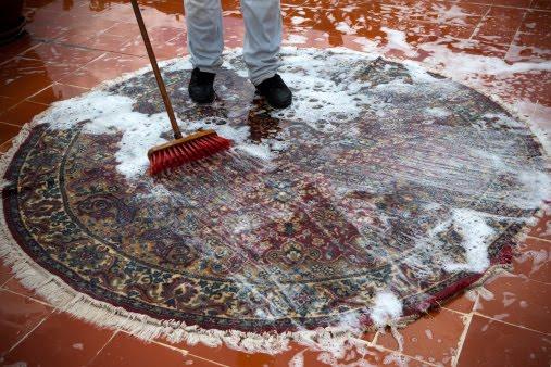 Cara Mudah Bersihkan Karpet Rumah yang Kotor, Pakai Cara Ini Agar Karpet Selalu Baru