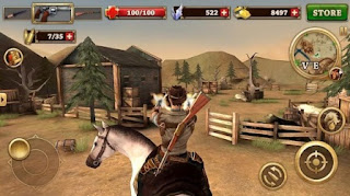 West Gunfighter Mod Apk 2018 (Unlimited Money)