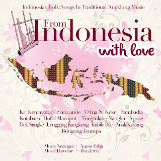Yanto Esha - From Indonesia with Love (Indonesian Folk Songs in Traditional Angklung Music) - Album (2014) [iTunes Plus AAC M4A]